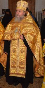 Rev. Protopresbyter Victor Melehov