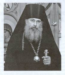 Archbishop Tikhon of Omsk and Siberia First-Hierarch of RTOC