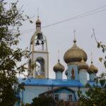 The RTOC Holy Temple of the Mother of God of Azov, Russia