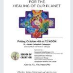 """Greek """"Orthodox"""" Metropolis of Chicago Celebrating Francis of Assisi  – Ignoring Orthodoxy, Promoting Ecology."""