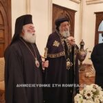 "ORTHODOX AND COPTS ARE ONE CHURCH, SAYS ""PATRIARCH"" OF ALEXANDRIA"