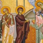 From the Homily on the Meeting of the Lord in the Temple – St Gregory Palamas