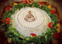 Kolyva of St. Theodore