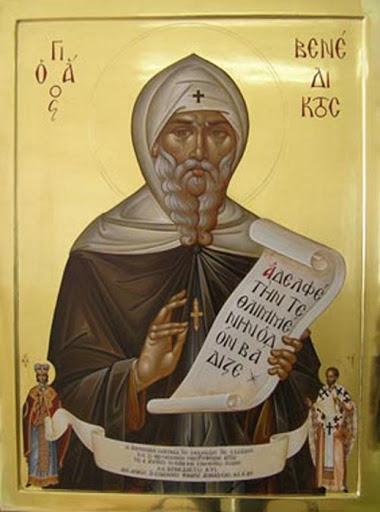 Saint Benedict Orthodox