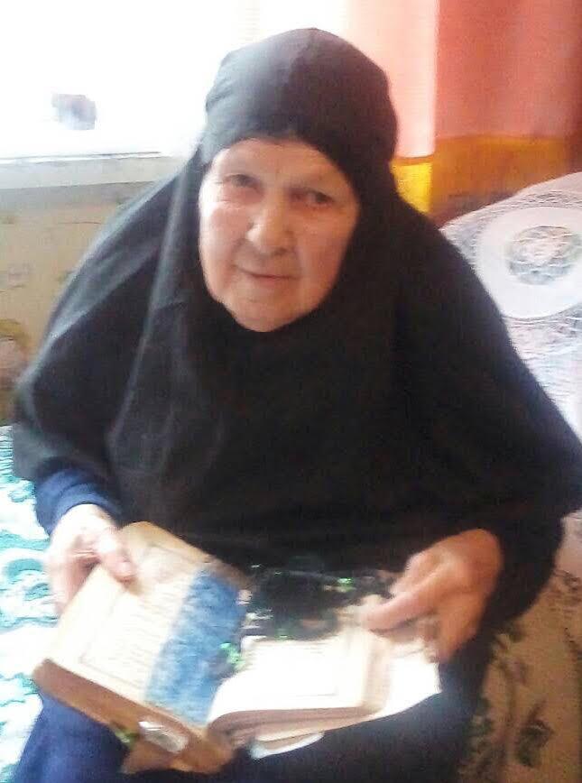 Mother Afanasiya of Gomel