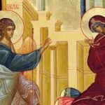 Annunciation and Feast of St. Tikhon  Hieromartyr of Moscow