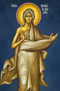 St. Mary 5th Sunday