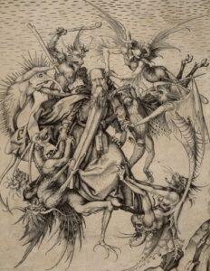 Demons attack