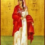 The Holy Martyr Glyceria – May 13th