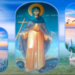 Video: Πρὸς Tιμὴν τῆς Ἁγίας Μεγαλομάρτυρος Μαρίνης.  In Honor of the Great-Martyr St. Marina