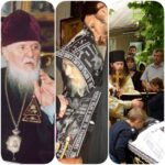 The 15-Year Liturgy and Memorial Service of Our First Hierarch of Blessed Memory Archbishop Lazar June 17/30
