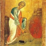 THE HOLY GOD-SEER MOSES AND THE THEOLOGY OF ICONS