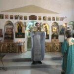 First Liturgy of Priest Istvan