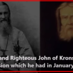 The Revelations of St. Seraphim of Sarov in a Vision Seen by St. John of Kronstadt