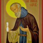 St. Nilus of Sora on the Providence of God