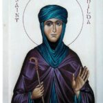 St. Hilda, Abbess of Whitby (680) Commemorated November 17
