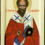 Colmán Bishop of Lindisfarne